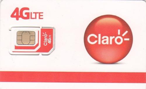 chip claro activo tarjeta consultar localidad del interior