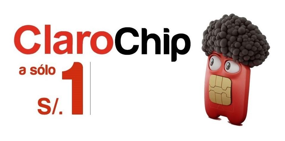 618601c4954 Chip Claro Max Plan 29 Smartphone iPhone 500mb - S/ 9,00 en Mercado ...