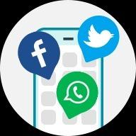 chip claro redes sociales ilimitadas a s/ 5 .00