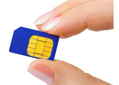 chip con linea fija a nivel nacional +5 movil,3g  4g