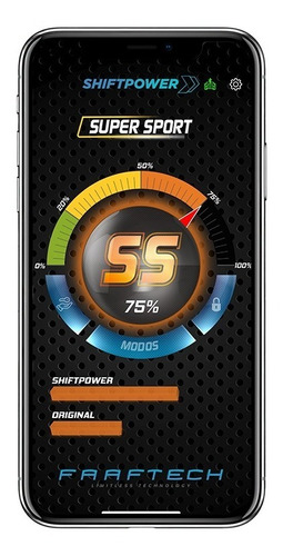 chip de performance potência acelerador power shift faaffech