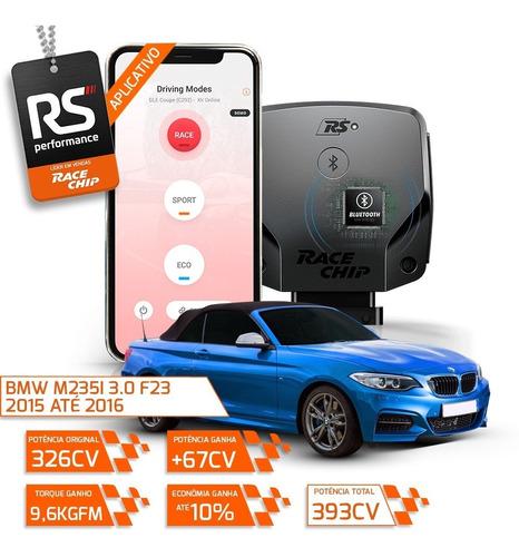 chip de potencia bmw m235i 3.0 f23 racechip rs v2 + app