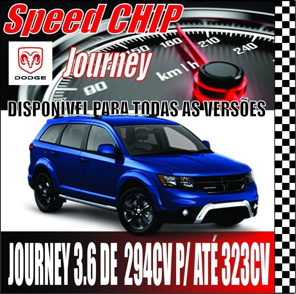 Chip De Potência Dodge Journey Power By Speed Chip - R
