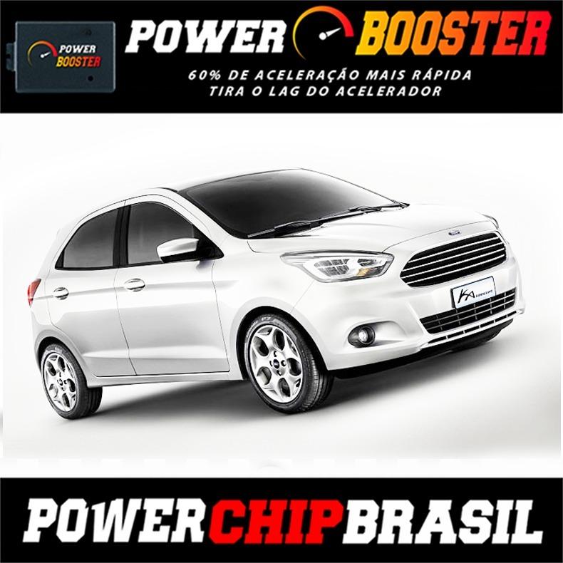 Chip De Potencia Ford Ka Xr   Power Booster Torque