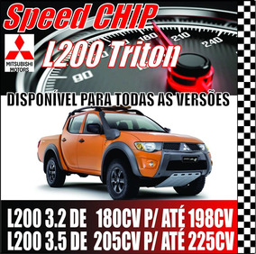 ae431677c Chip De Potência Tdc Power Box Mitsubish L200 Pajero Dakar - Acessórios para  Veículos no Mercado Livre Brasil