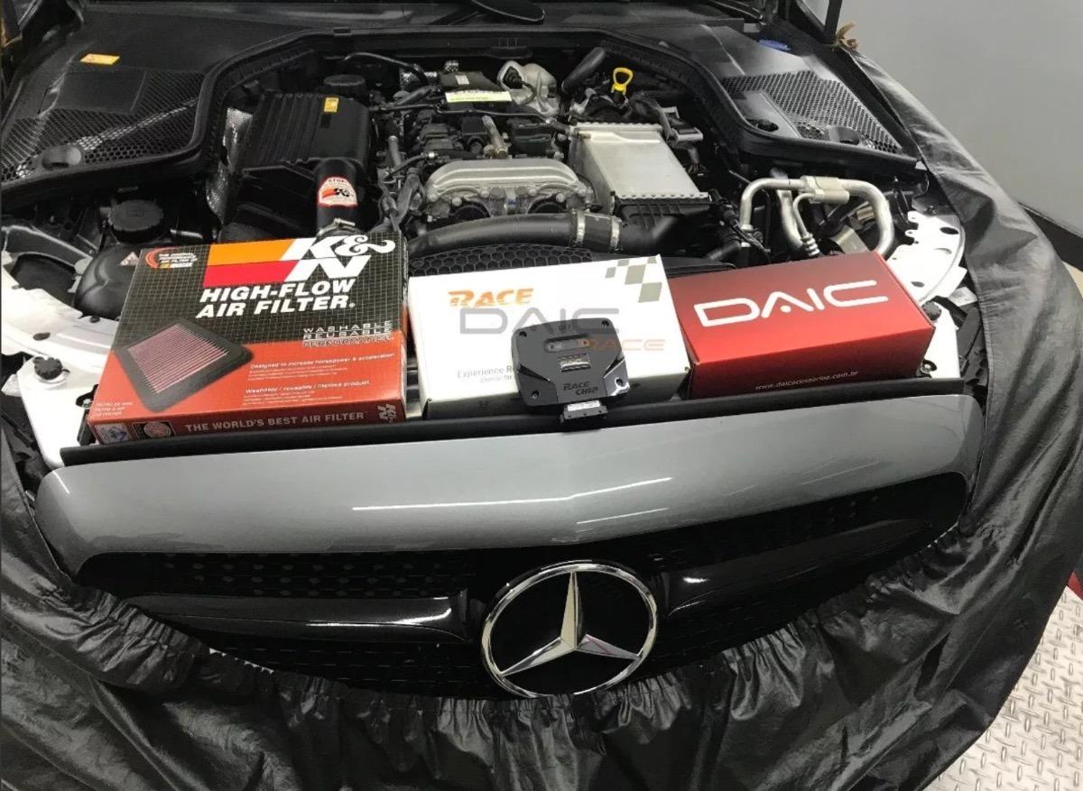 Chip De Potência Racechip Gts Black Mercedes C250 2 0 211cv