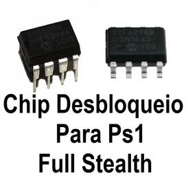 Stealth Mod Chip Play 1 - PlayStation no Mercado Livre Brasil