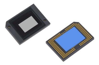 chip dmd proyector benq mp515  viewsonic optoma nec original