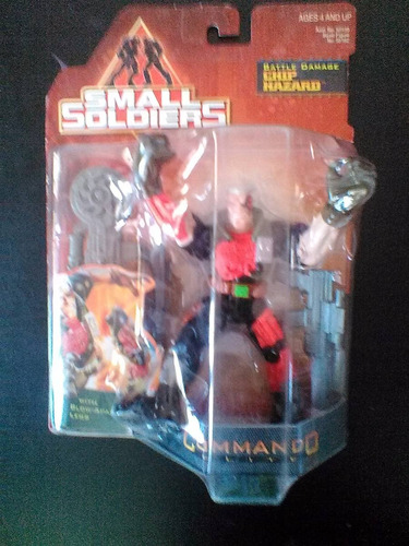 chip hazard battle damage small soldiers commando elite