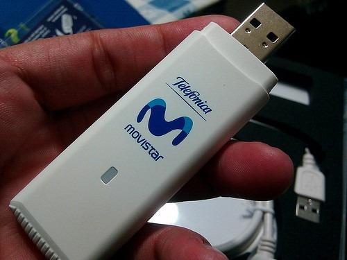 chip linea movistar para bam modem internet tipo pen drive