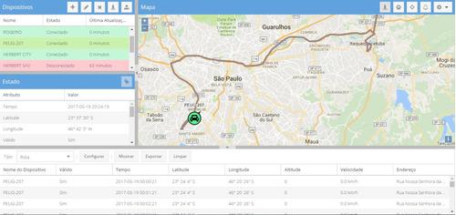 chip m2m para rastreador tk303 com plataforma rastreamento