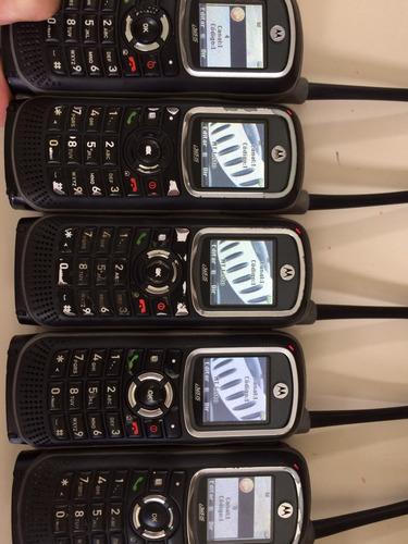 chip nextel iden inactivo walkie talkie mototalk directalk