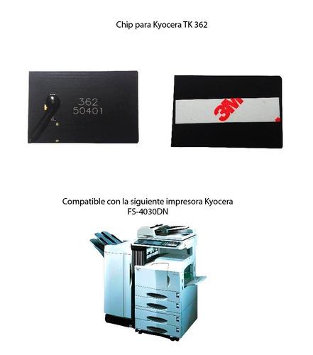 chip para kyocera tk 362, nuevo, original!!