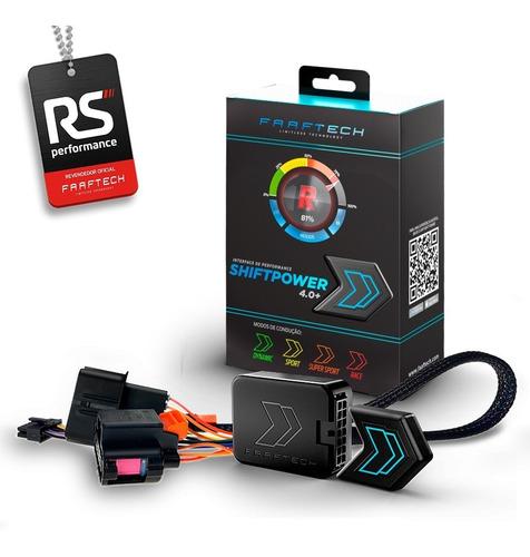 chip pedal acelerador shiftpower 4.0 audi a6 a7 a8 q3 + app