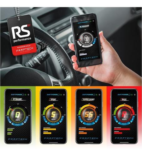 chip pedal acelerador shiftpower 4.0 honda civic / crv + app