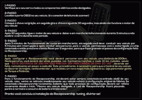 chip potência hyundai azera até 2016+ nf e garantia