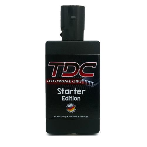 chip potência tdc starter hilux sw4 l200 triton s10 frontier