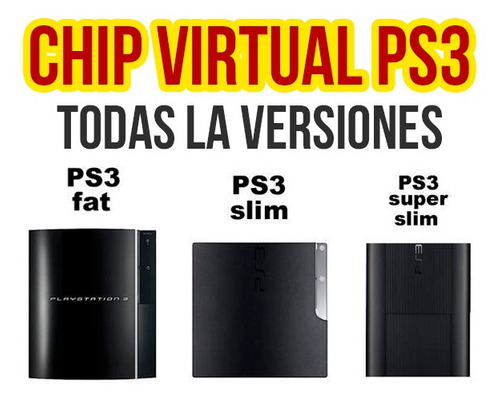 chip ps3 instalacion juegos playstation 3 chacao