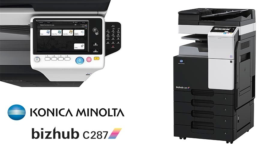 KONICA MINOLTA C368 DRIVER DOWNLOAD (2019)