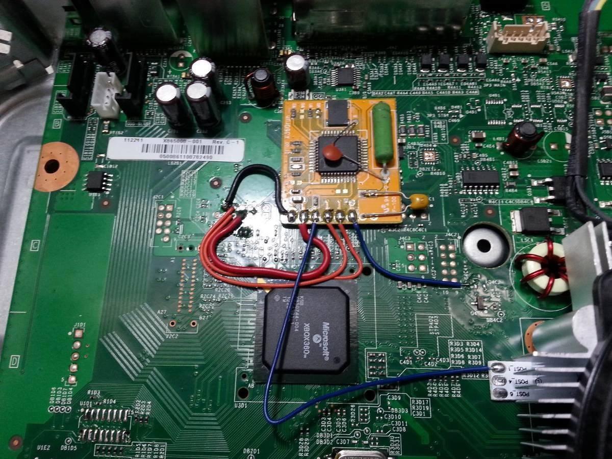 Rgh Chip Xbox360 Slim Reset Glitch Hack Modification Service Pictures To Para Xbox 360 Us 1500 En Mercado Libre