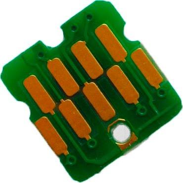 chip tanque manutenção plotter epson surecolor f6070/f7070