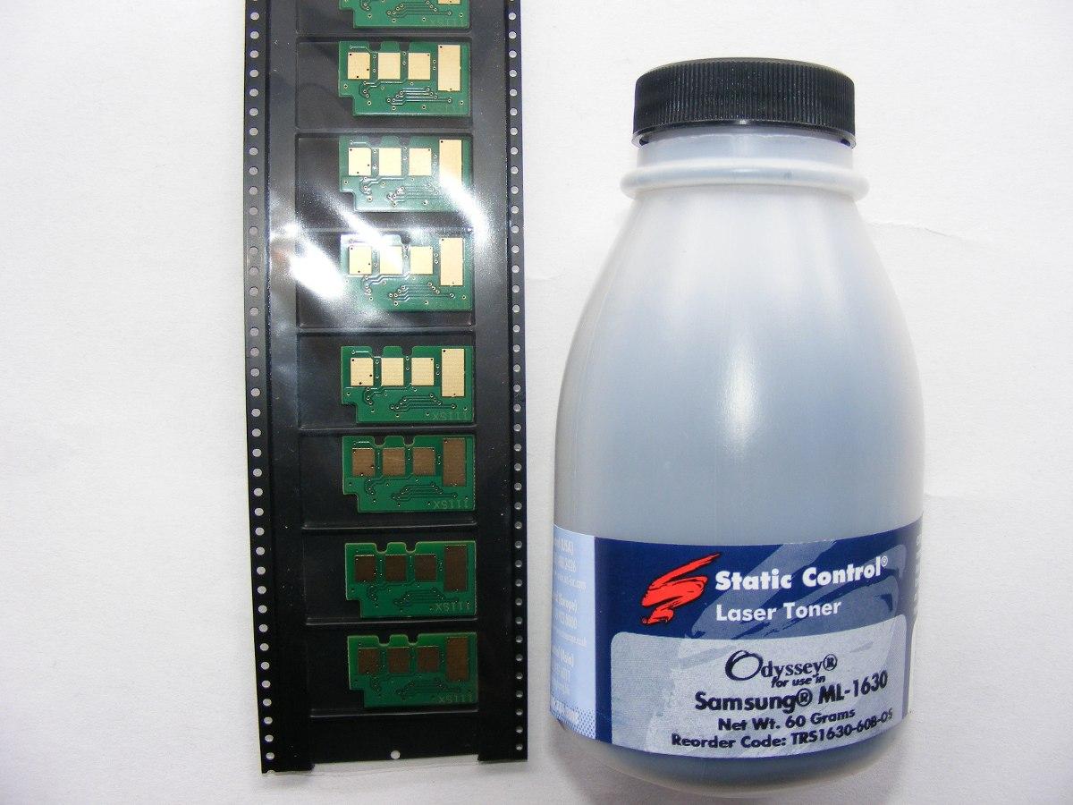 Chip Toner M2020 2022 2070 Mlt D111 Static Control 280