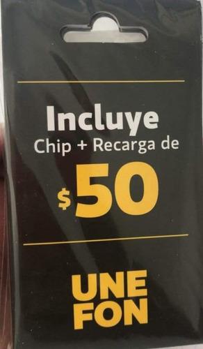 chip unefon ilimitado