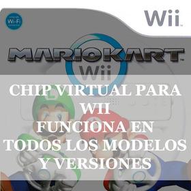 Chip Virtual / Chipeo De Wii Con 5 Sorpresas