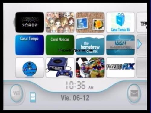 chip virtual para nintendo wii actualizado + emuladores