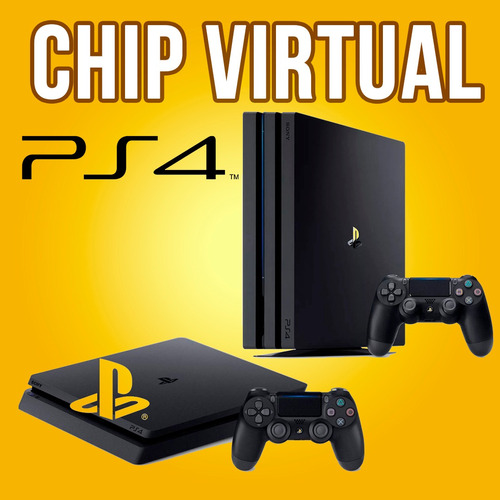 chip virtual para ps4 en chacao