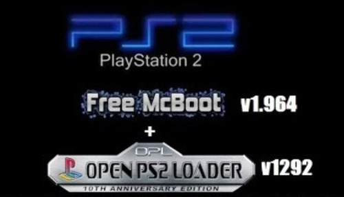 chip virtual ps2 free mcboot  opl juega desde usb pendrive