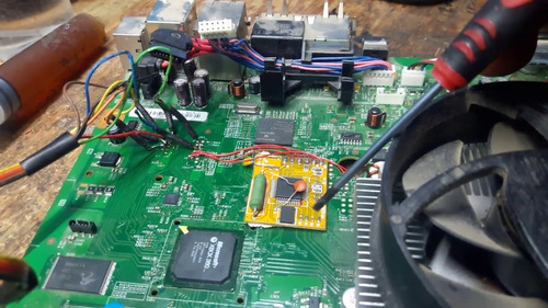 chip x360 run v1 para xbox 360