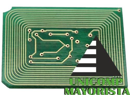chip xerox 7400 bk;cy;mg;yl