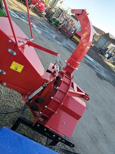 chipeadora nueva tractor tritura hasta 20 cm ,1 ud  stock
