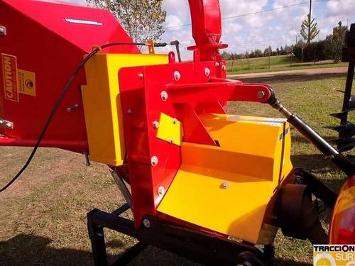 chipeadora para tractor nueva