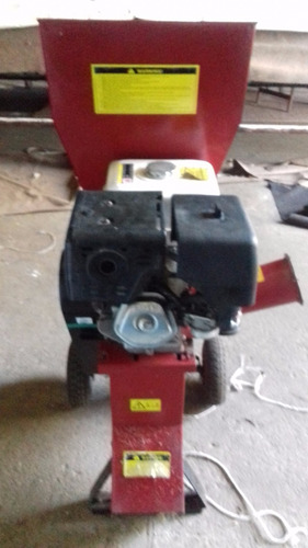 chipeadora trituradora shimura de 14 hp nafta,en alquiler