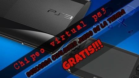 chipeo virtual ps3 completo descargas gratis