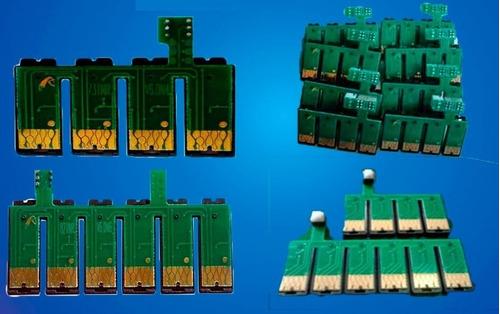 chips autoreseteable para sistemas de tinta continua epson
