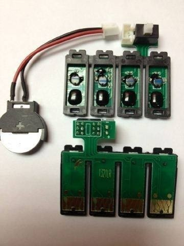chips epson para sistema de tinta ,132/133/138/140 desde 9,9