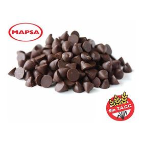 Chips Gotitas De Chocolate Semi Amargo Mapsa - Potex 100grs.