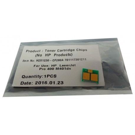 chips nuevos para hp alh-cf280a