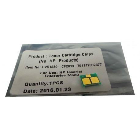 chips nuevos para hp alh-cf281x