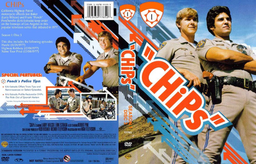 chips  primera temporada , latino 80$