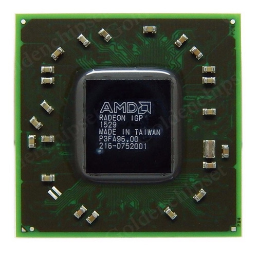chipset 216-0752001 216 0752001 amd nuevo original