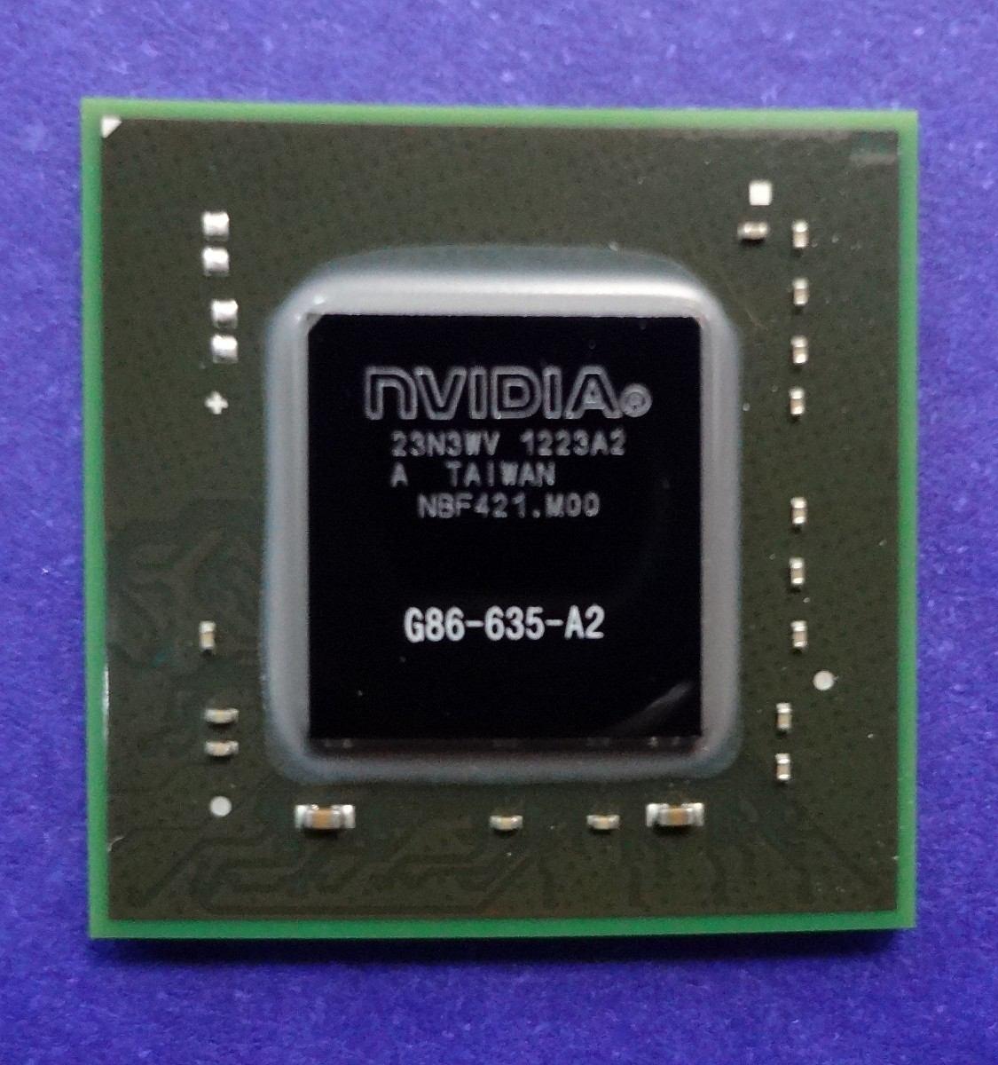 NVIDIA G86 A2 DRIVER DOWNLOAD (2019)