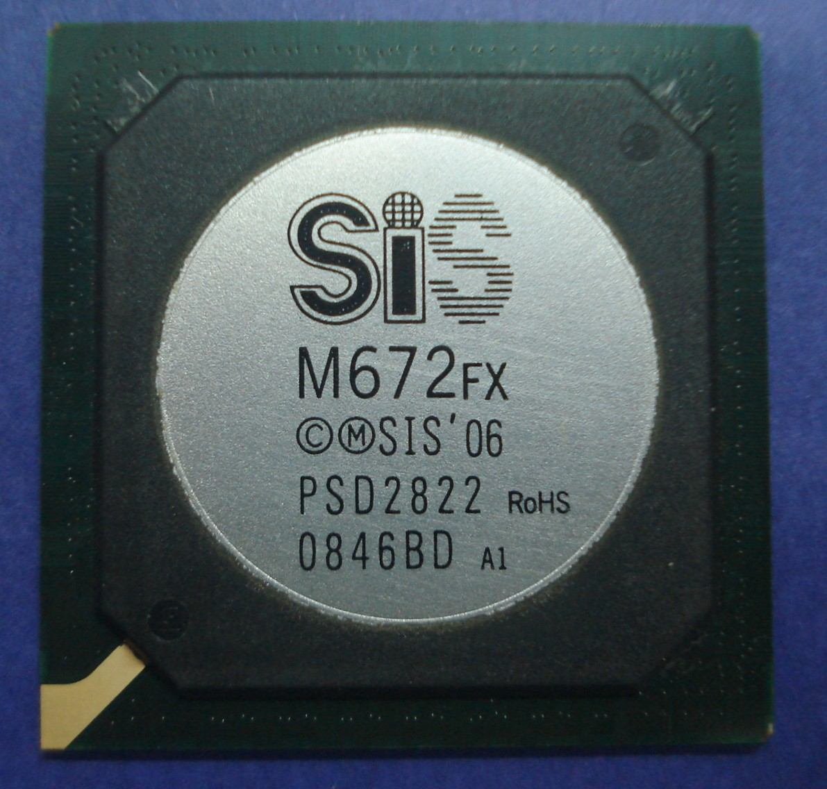 CHIPSET SIS M672FX WINDOWS VISTA DRIVER DOWNLOAD