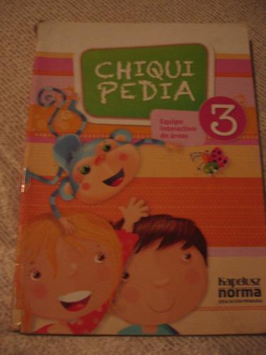 chiquipedia 3 ed. kapelusz