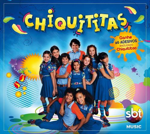 chiquititas 2013  sbt