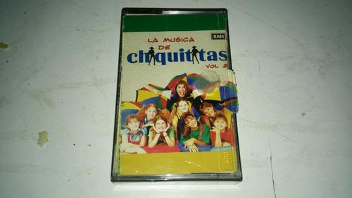 chiquititas vol 2 cassette
