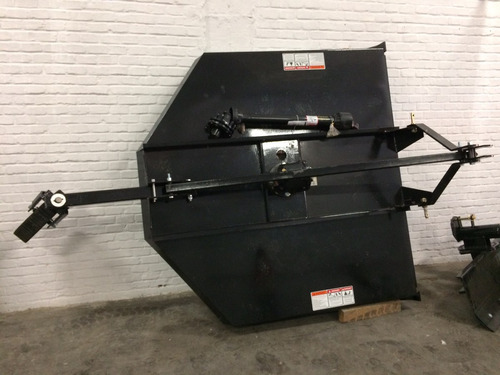 chirquera rotativa reforzada 1.80 mts orig.usa , 4 cuchillas